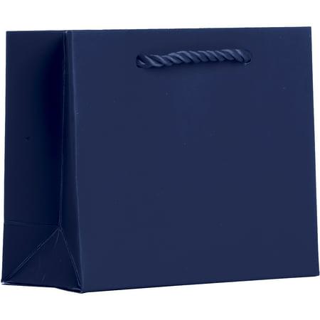 Jillson & Roberts Tiny Gift Bags, Solid Matte Navy (30 Pcs)](Tiny Gift Bags)