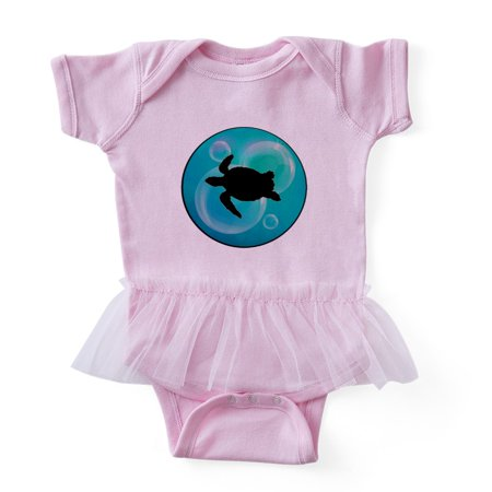 CafePress - BUBBLE VIEW - Cute Infant Baby Tutu -