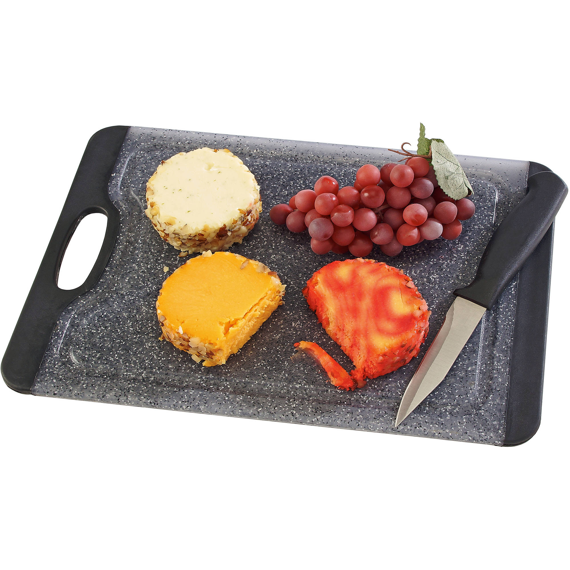 Kitchen Details Non-Slip Granite Cutting Board