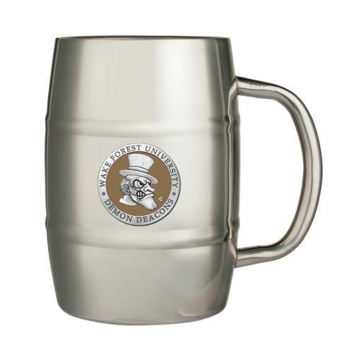 Wake Forest University Keg Mug