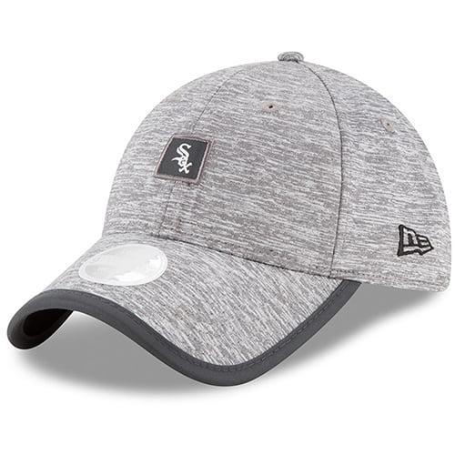 Chicago White Sox New Era Women's Trimflect 9TWENTY Adjustable Hat - Gray - OSFA