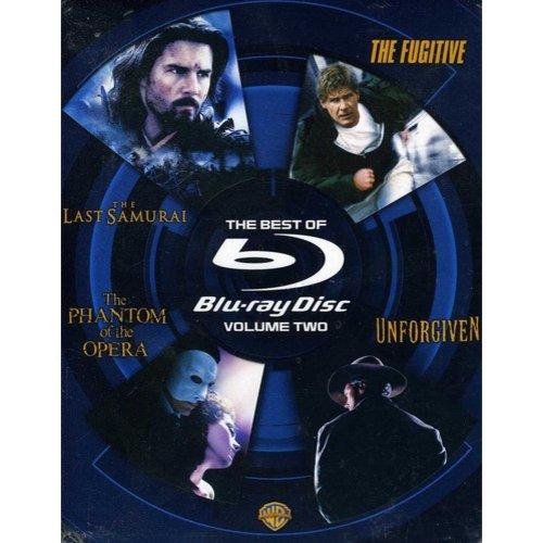 The Best Of Blu-ray, Volume 2: The Fugitive / The Last Samurai / The Phantom Of The Opera / Unforgiven (Blu-ray) (Widescreen)