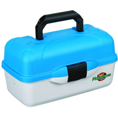 Flambeau 2-Tray Classic Tackle Box by Generic