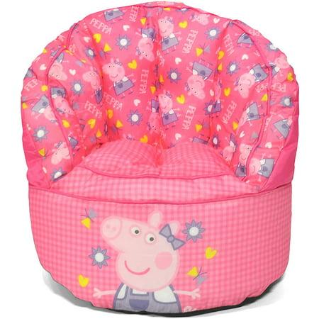 Disney Peppa Pig Bean Bag Chair