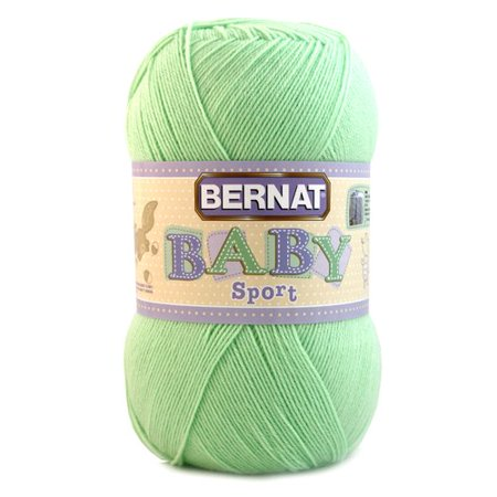 Knitting Patterns For Bernat Baby Sport Yarn : Bernat Baby Sport 300g Yarn, Sprite - Walmart.com
