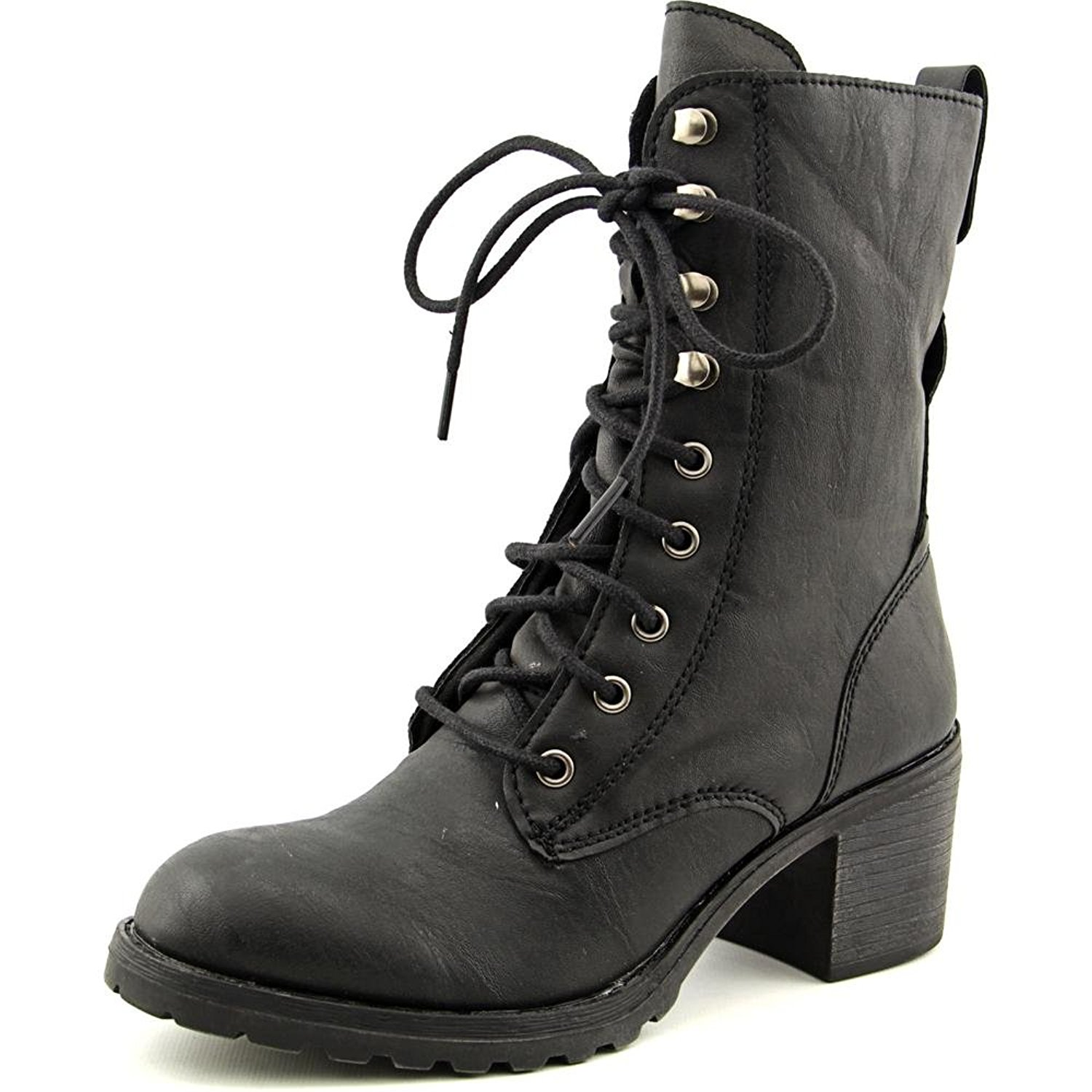 American Rag Zack Women's Lace Up Military Combat Boots