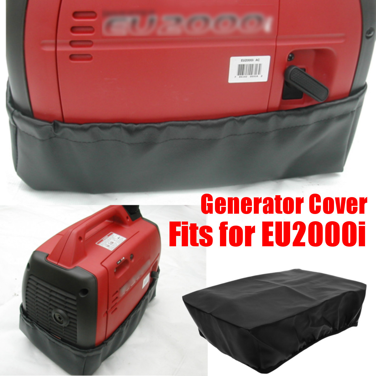 Universal Generator Storage Cover Outdoor Weather Protected for Honda EU2000i