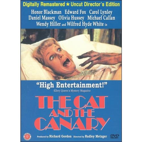 The Cat And The Canary (Widescreen)