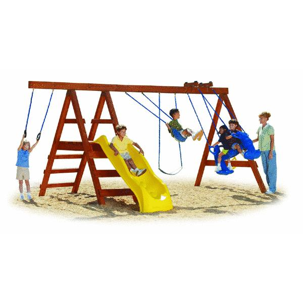 Swing N Slide Pioneer Swing Set Kit