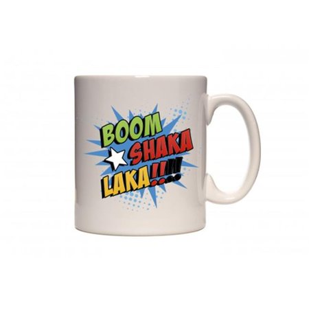 Imaginarium Goods CMG11-IGC-BSL Boom Shaka Laka 11 oz Ceramic Coffee