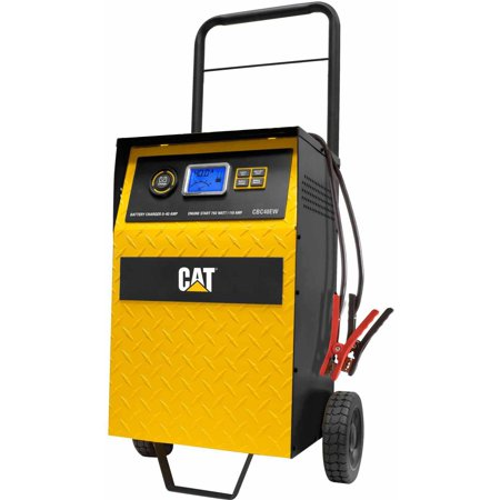 Cat 40A Professional Battery Charger With 110A Engine Start