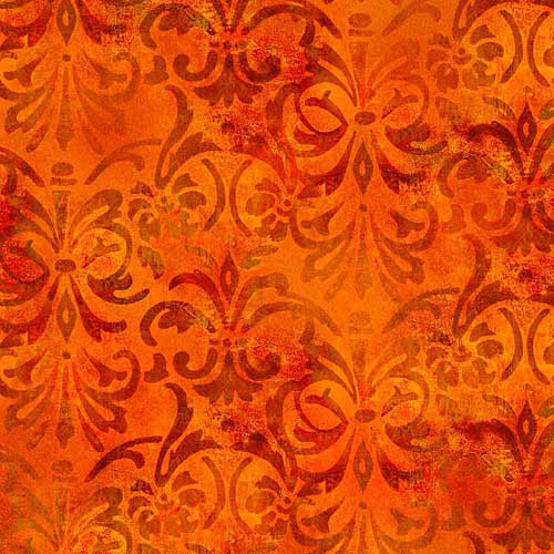 "Springs Creative Sacre Coeur Distressed Scroll 43"" wide Fabric by the Yard"