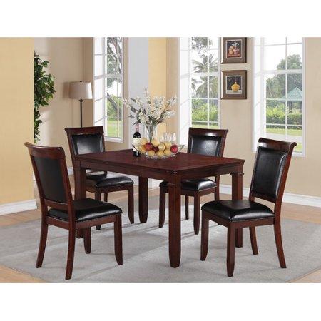 Standard Furniture Dallas 5 Piece Dining Table Set