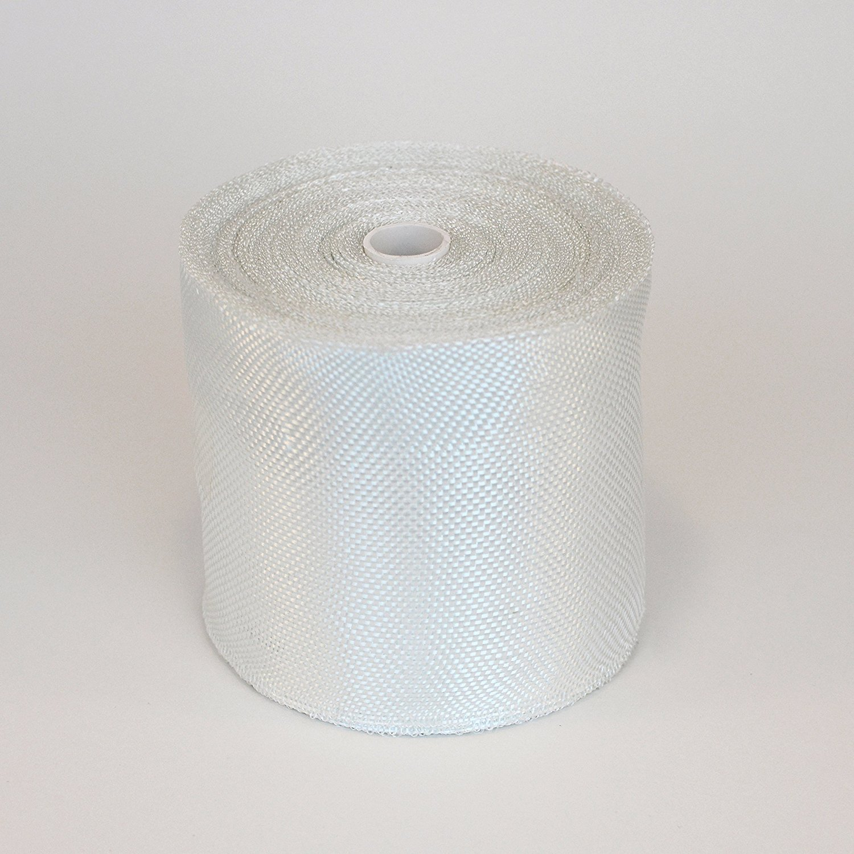 Fiberglass 8Oz 50 Wide Cloth 3 Yd Long Pre-Cut /& Packaged