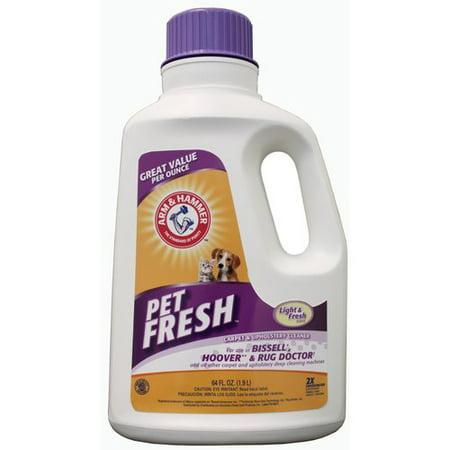 Arm Hammer Pet Fresh 2x Carpet Cleaner 64 Oz