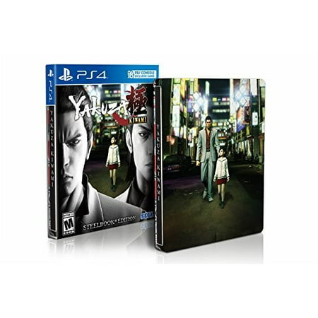 Yakuza Kiwami - Steelbook Edition for PlayStation 4