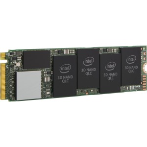 Intel 660p 512GB m.2 2280 PCIe Encrypted Internal Solid State Drive