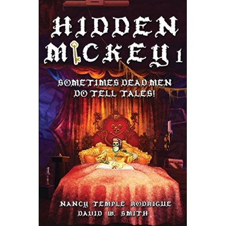 Hidden Mickey 1  Sometimes Dead Men Do Tell Tales