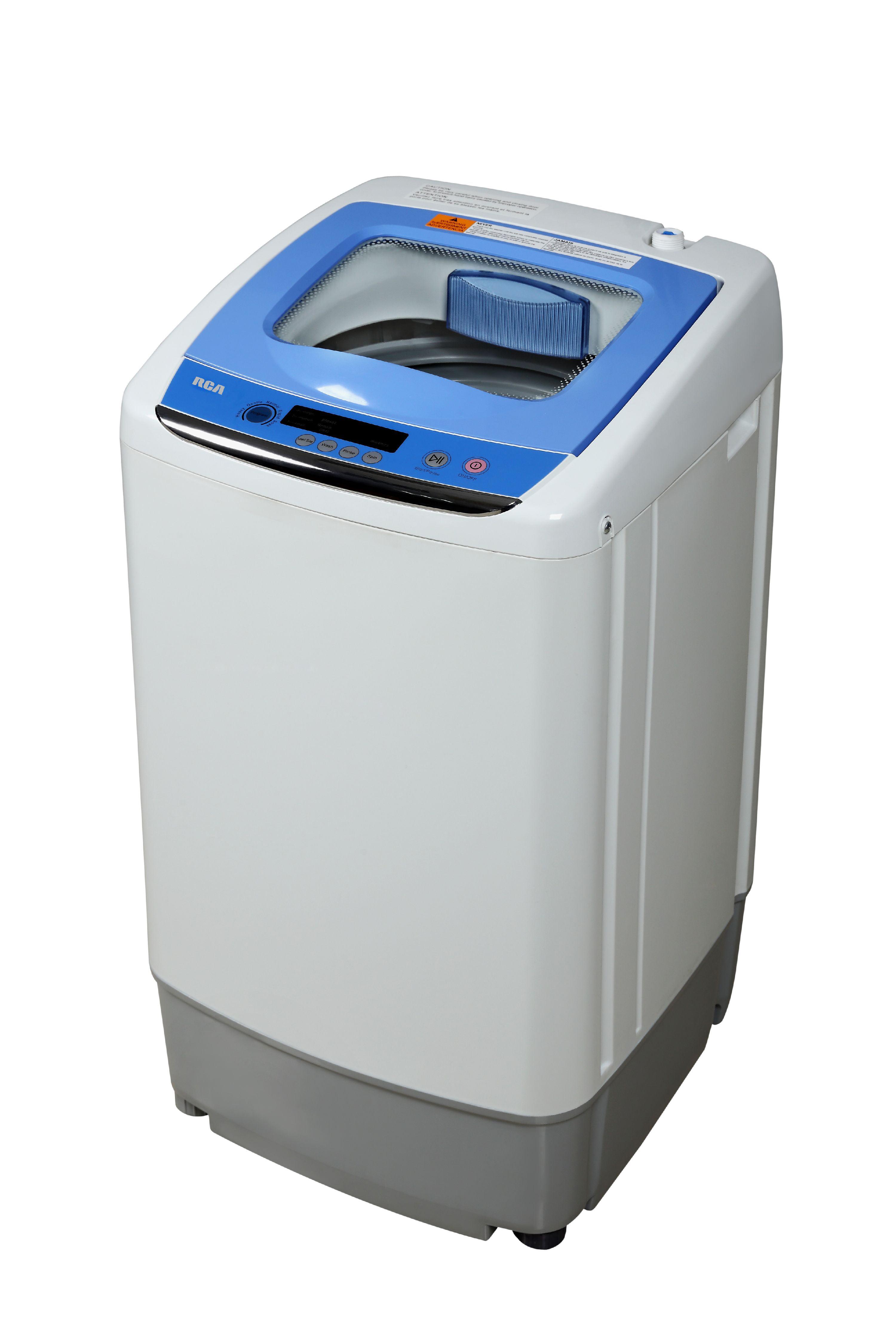 Rca 09 Cu Ft Portable Washer White Haier Washing Machine Wiring Diagram