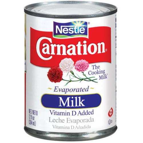 Ideal Auto Center >> Carnation Vitamin D Added Evaporated Milk, 12 oz - Walmart.com
