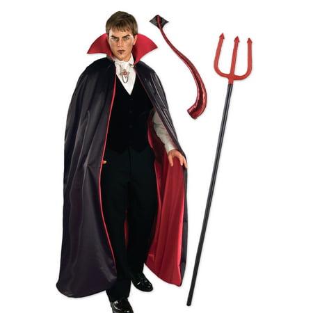 Hocus Pocus Master Devil Costume - Size One Size