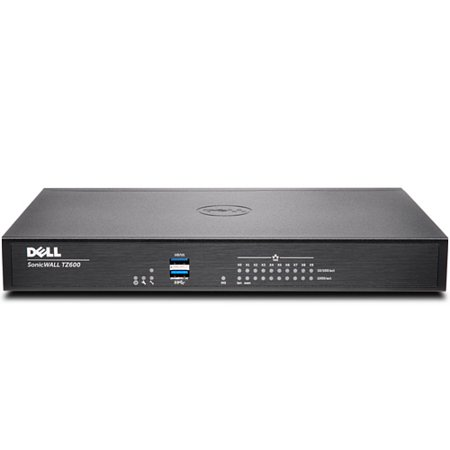 Sonicwall Dell Tz600 With 8X5 Support 1 Year 01 Ssc 0221