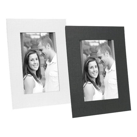 Cardboard Picture Frames 4x6 White (25 Pack) (Photo Frame Packs)