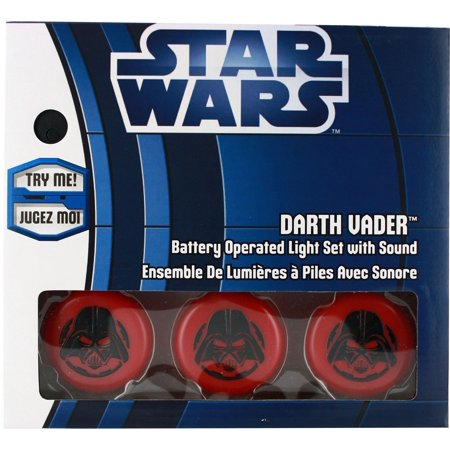 Darth Vader Light Set - Set of 8 ()