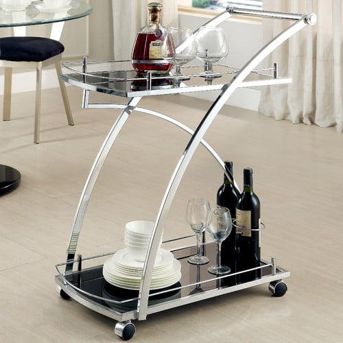 Hokku Designs Trento Bar Cart by Hokku Designs