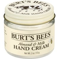 Burt's Bees Almond & Milk Hand Cream - 2 Ounce Jar