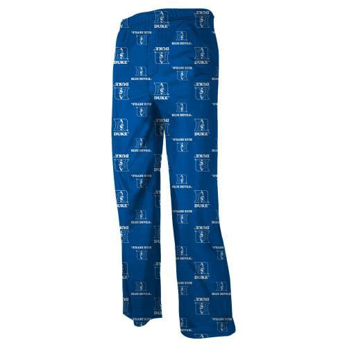 Duke Blue Devils Youth NCAA Printed Logo Pajama Pants