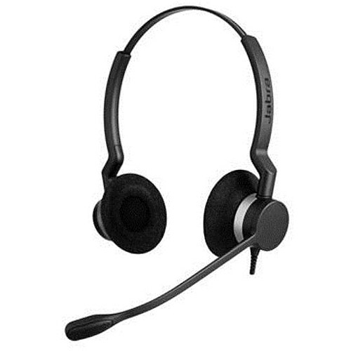 Jabra BIZ 2300 QD Duo Headset by GN Netcom