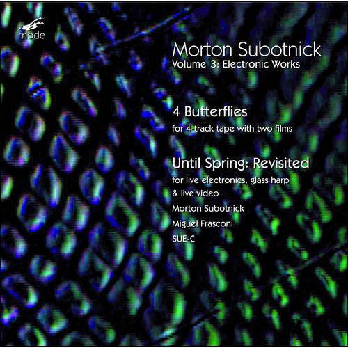 Morton Subotnick: Electronic Works 3 (Widescreen)