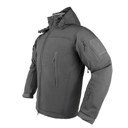 Ncstar Vism Delta Zulu Jacket Medium  Urban Gray