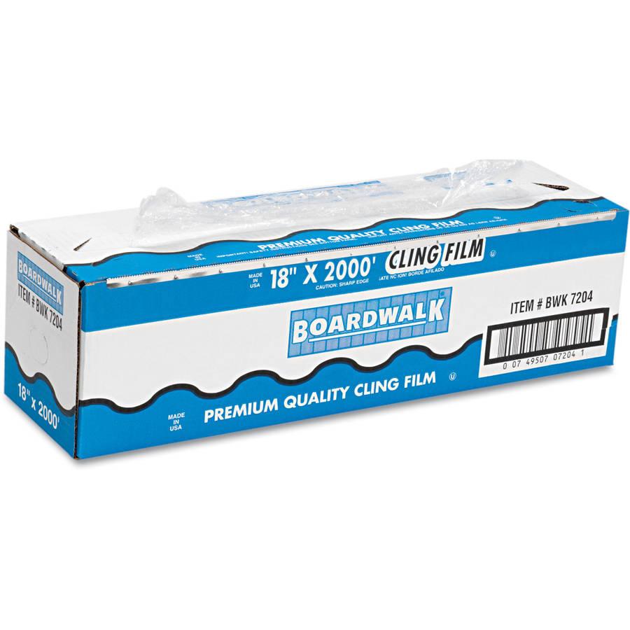 Boardwalk PVC Food Wrap Film