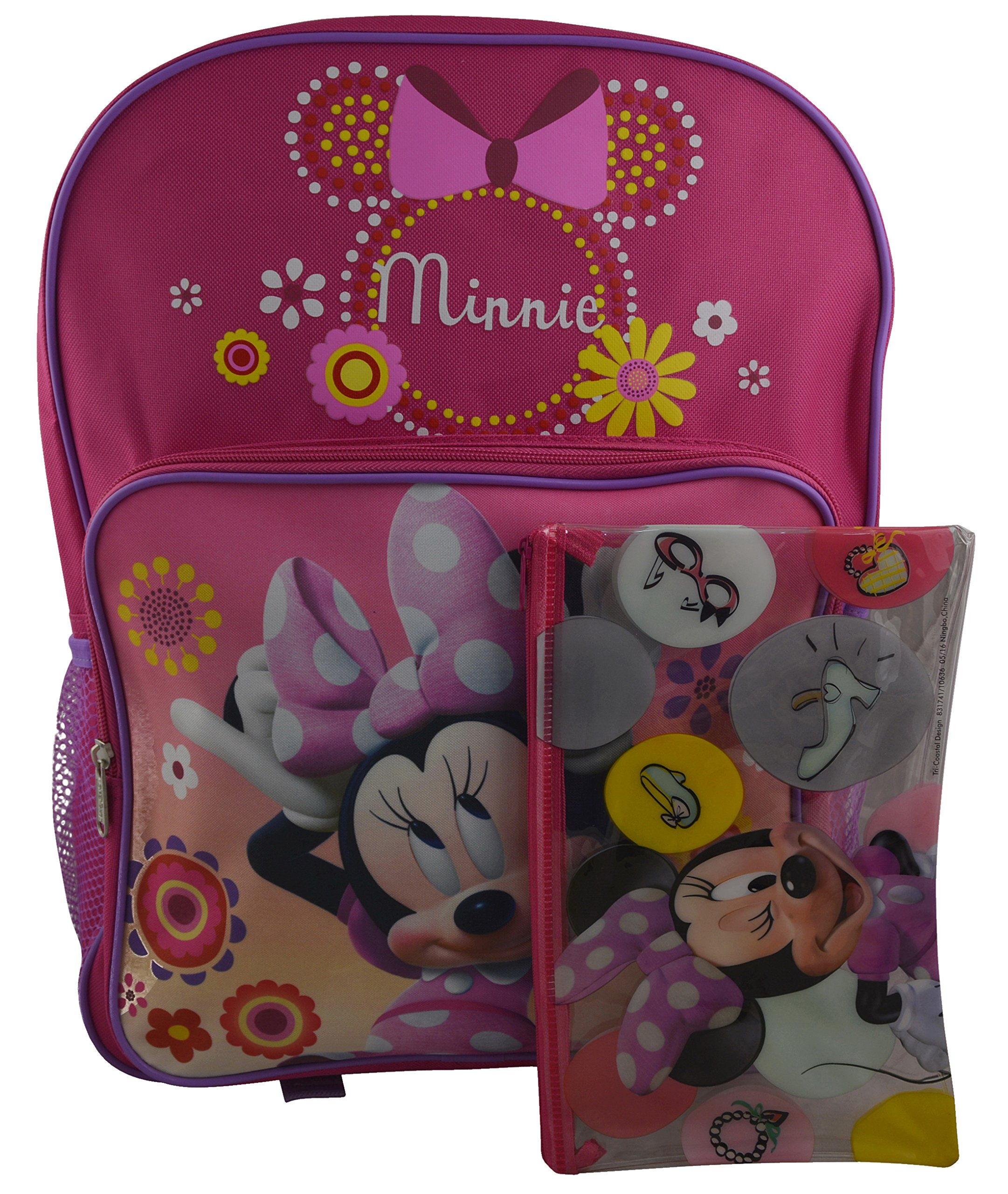 20dc978d3824 Disney Minnie Mouse Backpack for Girls