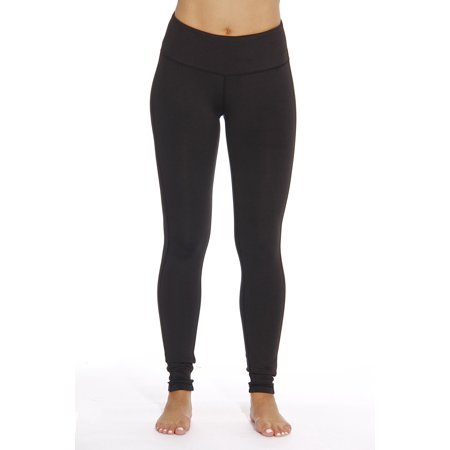 Just Love Yoga Pants for Women - Full Length with hidden pocket (Vs Yoga Pants Xs)