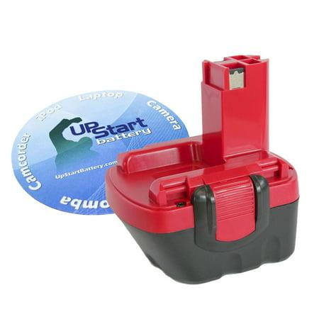 UpStart Battery Replacement for Bosch 2 607 335 463 Battery - Replacement Bosch 12V Battery (1300mAh, NICD) - image 1 de 3