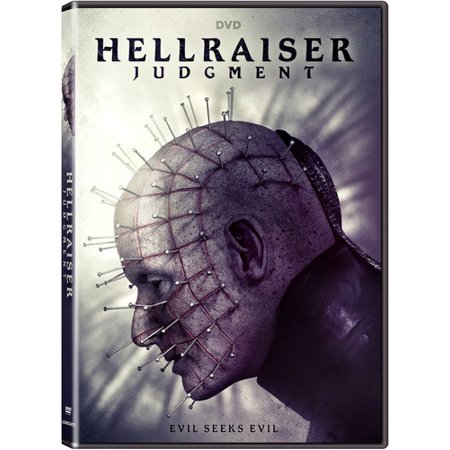 Hellraiser Makeup (Hellraiser: Judgement (DVD))