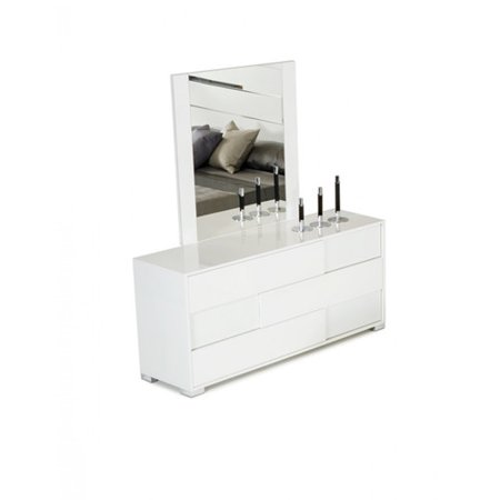 Orren Ellis Camron Contemporary Rectangular Dresser Mirror (Snow White Evil Queen Mirror)