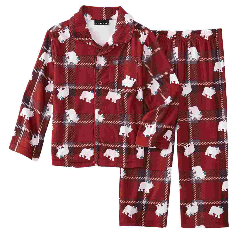 Joe Boxer Red Flannel Shirt | www.picswe.com