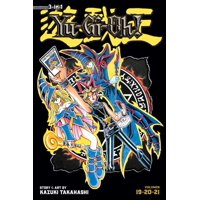 Yu-Gi-Oh! (3-in-1 Edition), Vol. 7 : Includes Vols. 19, 20 & 21