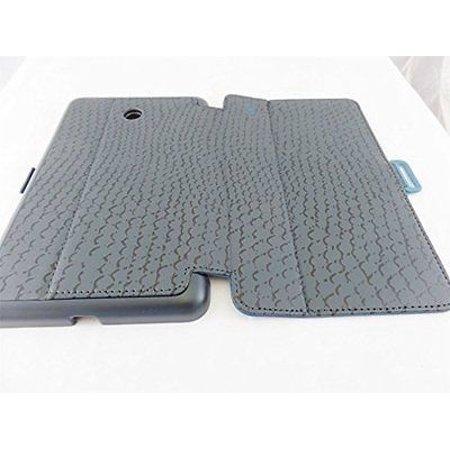 on sale ba17c ed9d8 Speck Stylefolio Vegan Leather Tablet Case/Stand - Verizon Ellipsis 8 -  Gray Sn