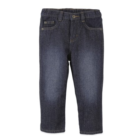 Pieced Back Pocket Jean (5 Pocket Relaxed Fit Jean (Toddler)
