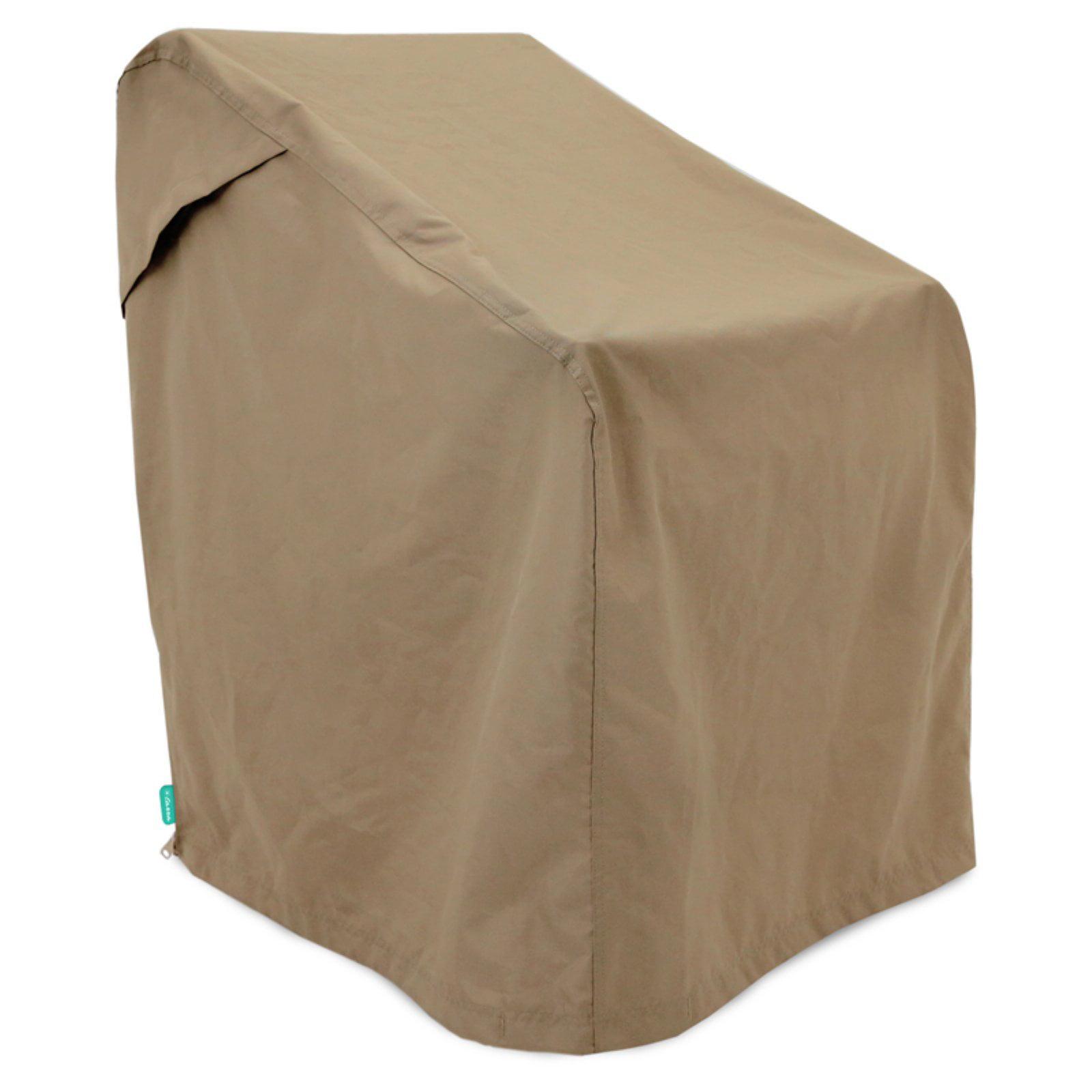 Tarra Home Universal Outdoor UFCCP202036PT Patio Chair Cover