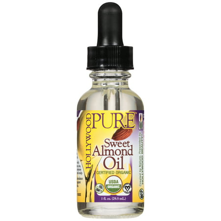 Hollywood Beauty® Hollywood Pure™ Sweet Almond Oil 1 fl. oz. (Honey Almond Fragrance Oil)