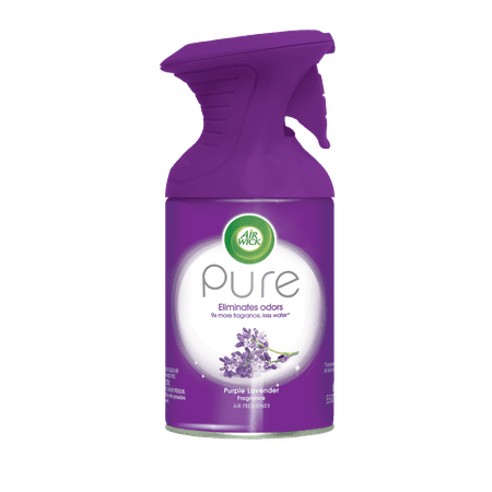 Air Wick Pure Air Freshener Spray, Purple Lavender, - Lavender Pure Spray