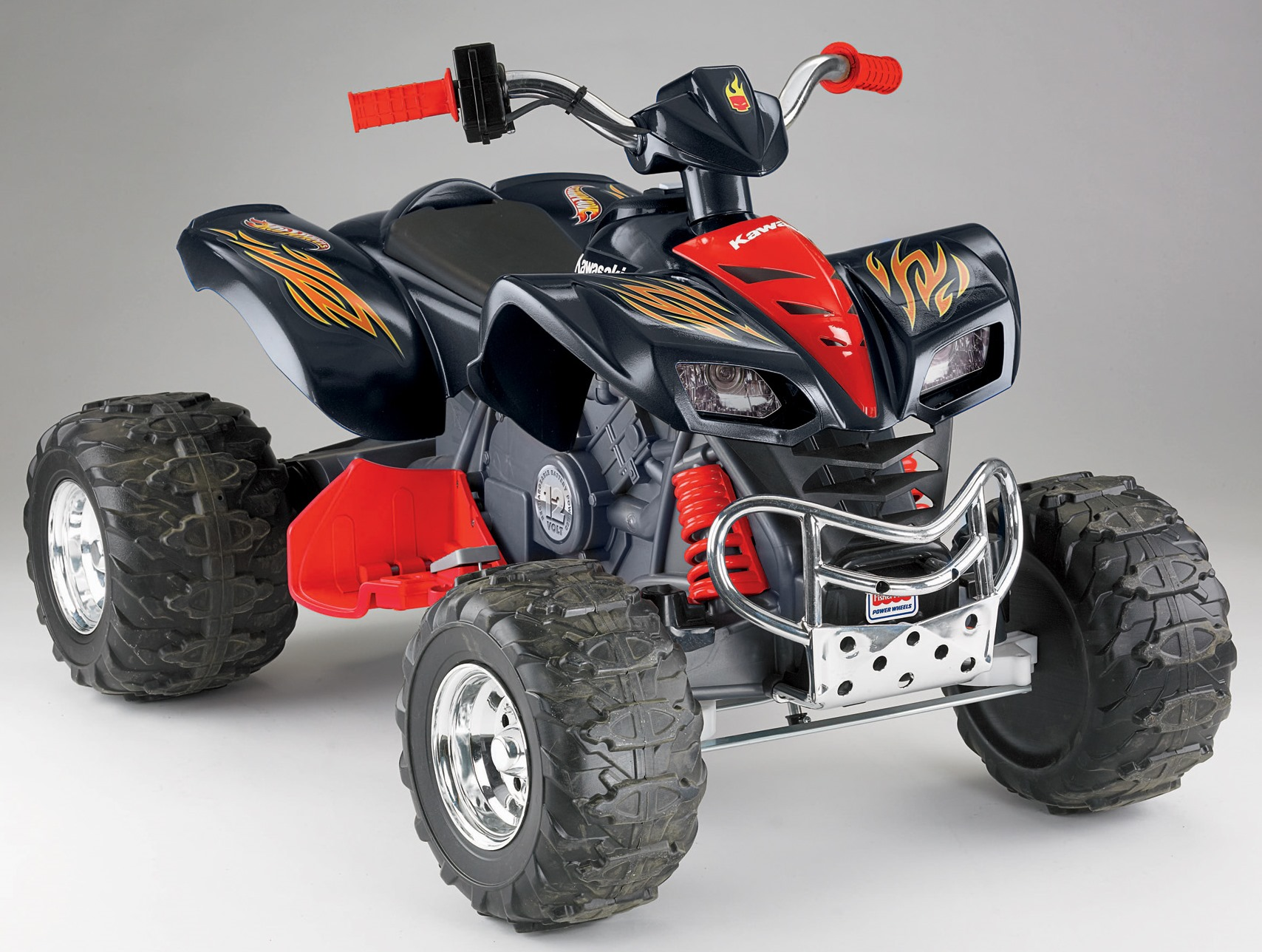 Fisher Price Power Wheels Hot Wheels Kawasaki Kfx