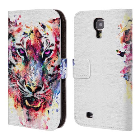 OFFICIAL RIZA PEKER ANIMALS LEATHER BOOK WALLET CASE COVER FOR SAMSUNG PHONES 1