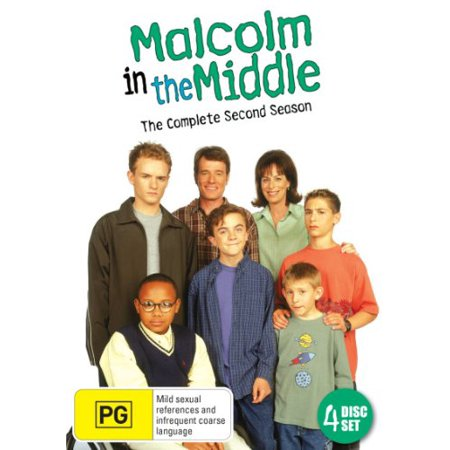Malcolm in the Middle (Complete Season 2) - 4-DVD Set ( Malcolm in the Middle - Complete Season Two ) [ NON-USA FORMAT, PAL, Reg.4 Import - Australia (Malcolm In The Middle Company Picnic Part 1)